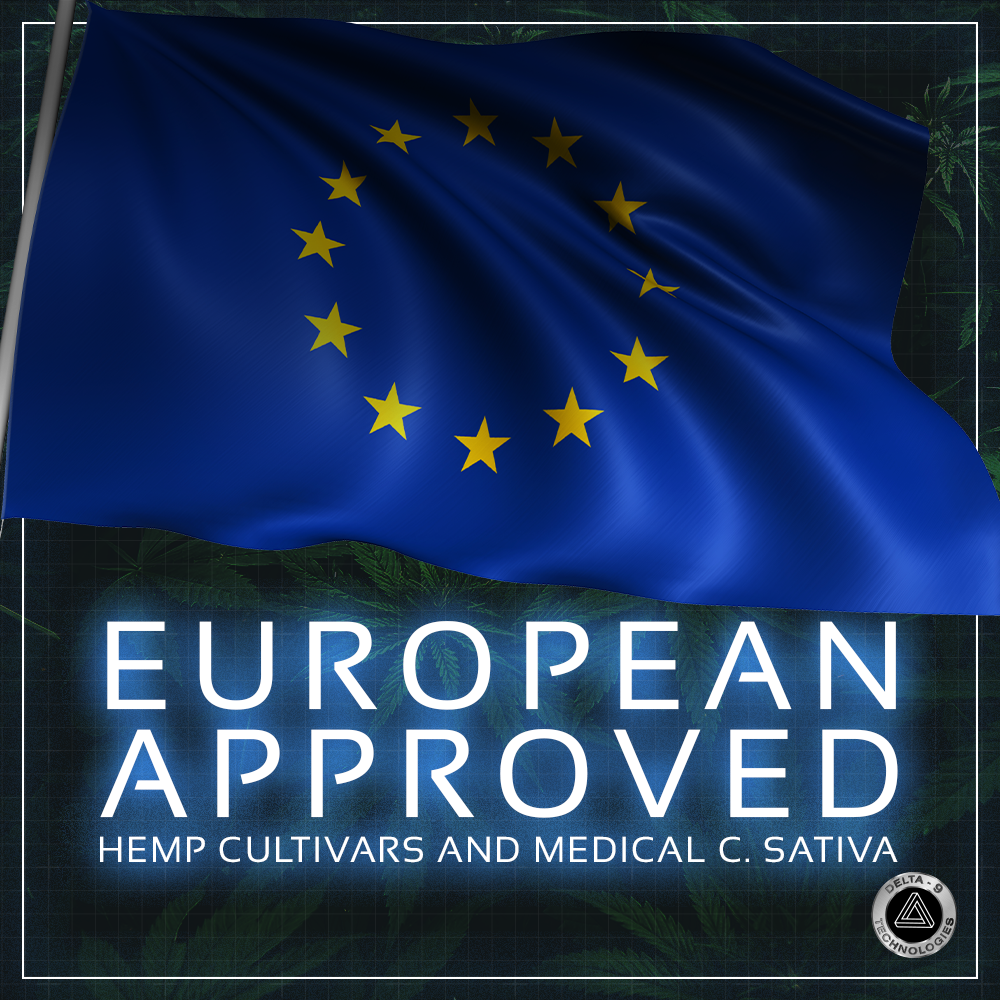 EUROPEAN APPROVED HEMP CULTIVARS AND MEDICAL C. SATIVA